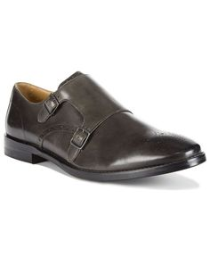 Cole Haan Cambridge Double Monk Strap Shoes