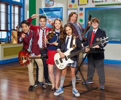 Nickelodeon has renewed School of Rock for a second season. What do you think? Have you seen the series?