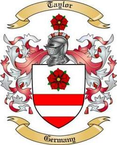 taylor family coat of arms - Google Search