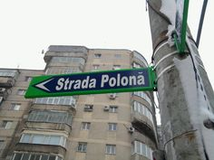 © Claudia GHERMAN, Polish Street, Bucharest