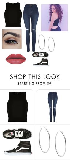 """""""WOD Dytto Inspired"""" by purposeinfaith on Polyvore featuring River Island, George, Vans, Michael Kors, women's clothing, women's fashion, women, female, woman and misses"""