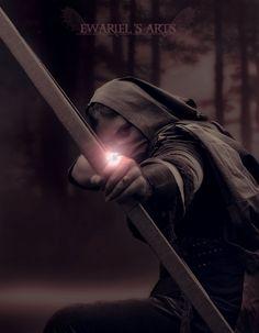 The Archer by Ewariel.deviantart.com on @DeviantArt