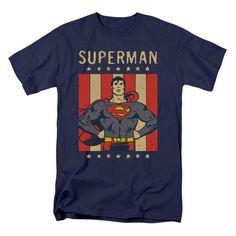 BOOM Comic Book Super Hero Royal Youth T-Shirt