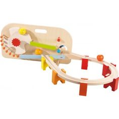 Haba - My First Ball Track Conveyor Wheel # pintowin Hours of fun to be had Educational Toys For Toddlers, Windmill, Little Boys, Bunt, Inventions, Track, Entertaining, Gifts, Christmas