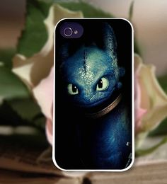 How to Train your dragon  toothless for iPhone 4/4s by ocaganbate