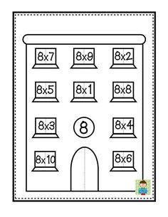EXCELENTE CUADERNO PARA TRABAJAR UNA SEMANA EL CIRCO DE LAS MATEMÁTICAS - Imagenes Educativas Games, Classroom, Ideas, Maths Fun, Activities, Math Notebooks, Multiplication Tables, Second Grade, Preschool Education