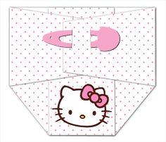 Resultado de imagen para baby shower de hello kitty decoracion