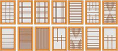 Image result for wooden lattice privacy screens