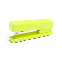 Poppin Stapler x Lime Green School Supplies, Office Supplies, Artist Supplies, Office Supply Organization, Spring Green, Desk Accessories, Dream Decor, Office Decor, Office Ideas