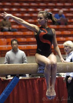 Kristina Baskett, University of Utah, gymnastics, gymnast #KyFun
