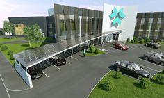 Die Firma Kreisel Electric investiert zehn Millionen in den Bau einer Fabrik in Rainbach. Bis 2017 sollen dort 70 neue Arbeitsplätze entstehen.