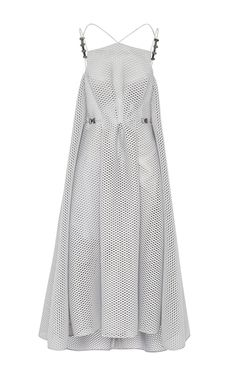 Revelation Pleated Gown by MATICEVSKI for Preorder on Moda Operandi