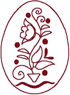 Czech Easter egg design, would be good for applique pattern. Cultural Crafts, Lace Painting, Easter Egg Designs, Coloring Easter Eggs, Easter Crochet, Flower Doodles, Egg Decorating, Easter Crafts, Design Crafts