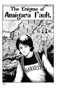 The Enigma of Amigara Fault - Junji Ito (long but good) - Imgur