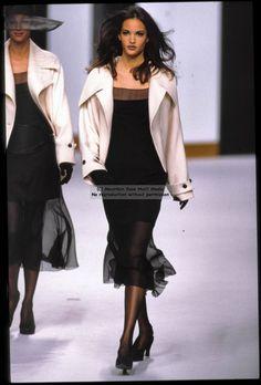 Karl Lagerfeld ss 1992