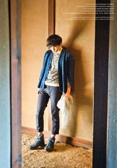 visvim 2012 S/S Lookbook (FEB-MAR)