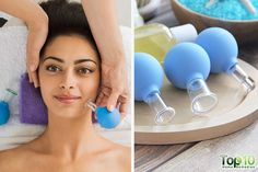 Useful Face skin care tip number this is a enjoyable process to take essential care for the skin. Regular skin care steps faces drill of facial skin care. Facial Cupping, Cupping Massage, Facial Massage, Benefits Of Cupping, Facial Benefits, Skin Care Routine Steps, Skin Care Tips, How To Do Facial, Top 10 Home Remedies