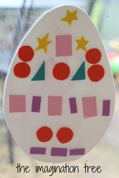 Create some beautiful patterned Easter eggs using craft foam on the window or in the bath! This activity is perfect for toddlers and preschoolers, combines creativity and maths and is completely mess free! Plus it can be reused over and over again with limitless possibilities for the outcome, making it a truly open-ended activity. We...Read More »