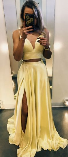 Prom Dresses Two Piece, Pretty Prom Dresses, Gala Dresses, Event Dresses, Dressy Dresses, Homecoming Dresses, Elegant Prom Dresses, Dance Dresses, Graduation Dresses