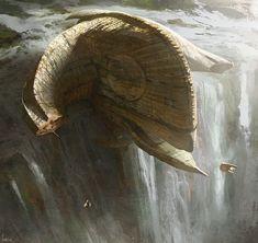 Voyager, MIN NGUEN on ArtStation at https://www.artstation.com/artwork/GBbk3
