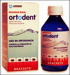 Ortodent, enjuague bucal para Ortodoncia - Lamosan | OdontoFarma