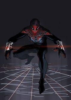 Spider-Man by Alexander Lozano