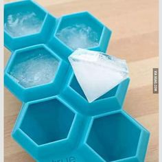 This would be like the coolest thing in my fridge.