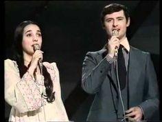 Eurovision 1975 Sergio y Estibali