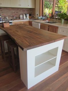 recycled timber kitchens - Google Search