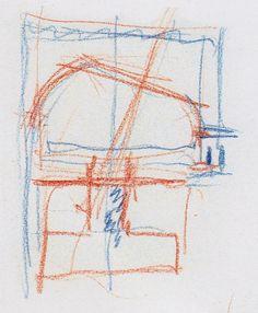 Francesco Venezia | Allestimento mostra Gli Etruschi | 2000