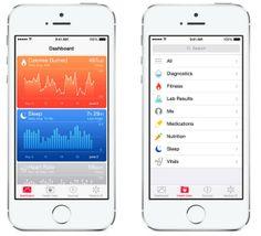 WWDC 2014:iOS 8のHealthアプリ発表。健康・フィットネス情報を集約管理。アプリや機器間で共有連携 - Engadget Japanese
