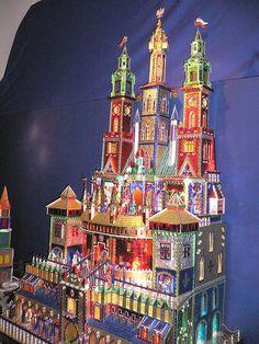 Krakow's 'Szopka' Christmas Cribs by timbok28, via Flickr