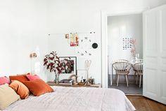 Visite : un appartement scandinave