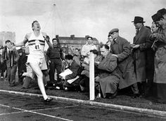 It was considered humanly impossible for a person to run a mile in less than 4 minutes. The experts said that it was just physically impossible to do and That death was inevitable if attempted. When Roger Bannister ran a sub four minute mile in front of thousands; it proved the experts had it wrong. This event made history around the world and made people thing about the issue of human potential.