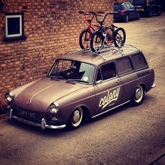 Bikes and Dubs, my two fave things :D  (via Squareback Appreciation! | Defgrip)