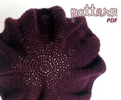 Free Pattern: French Beret Remix