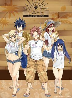 Gray Fullbuster, Lucy Heartfilia, Natsu Dragneel, Wendy Marvell and Erza Scarlet Fairy Tail Ships, Fairy Tail 漫画, Fairy Tail Funny, Fairy Tail Family, Fairy Tail Girls, Fairy Tail Couples, Fairy Tail Manga, Anime Fairy, Fairy Tales