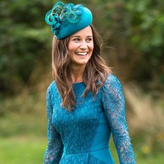 Now THAT's what you call a party hat. Swipe for a round up of birthday girl Pippa Middleton's best style moments. : @gettyimages  via INSTYLE MAGAZINE OFFICIAL INSTAGRAM - Fashion Campaigns  Haute Couture  Advertising  Editorial Photography  Magazine Cover Designs  Supermodels  Runway Models