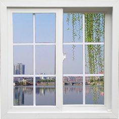 upvc windows that look like wood