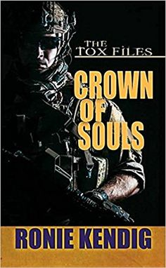Crown of Souls (Tox Files #2) large print hardcover edition