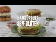 Hambúrguer sem glúten | Dicas de Bem-Estar - Lucilia Diniz - YouTube