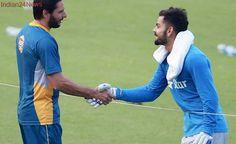 Virat Kohli, Team India Give Shahid Afridi Special Farewell Gift