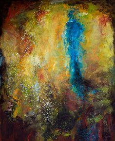 """The Mazarine Traveler"" Laura Swink, artist. To be released for sale, December 2014 Original Artwork, Original Paintings, Western Art, Acrylic Art, Illusions, Abstract Art, Fine Art, Canvas, Artist"
