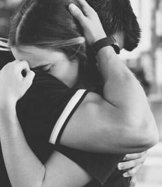 This type of hug will make you forget about everything except for the person holding you in their arms.