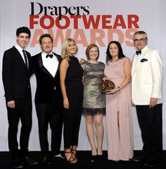 Thank you to Drapers for awarding us the Best Multichannel Retailer for 2015. Yay!