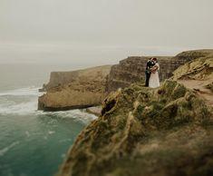 Cliffs of Moher // elopement Kylie Morgan Photography