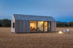 Casa Portátil ÁPH80 / Ábaton Arquitectura