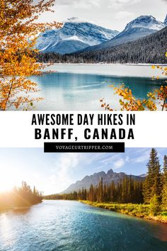 Are you planning to travel to Banff and are looking for some great day hikes? Here are 7 Awesome Day Hikes in Banff National Park -PLUS a Map! I hiking in Banff I Banff trails I Banff hiking trails I trails in Banff I Canada travel I hiking in Canada I Canada hiking trails I trails in Canada I hiking in Alberta I Alberta hiking trails I trails in Alberta I where to hike in Banff I where to hike in Canada I where to hike in Alberta I Alberta travel I #hiking #Canada #Alberta #Banff Canada National Parks, Parks Canada, Banff National Park, Banff Hiking, Hiking Tips, Travel Guides, Travel Tips, Road Trip Theme, Alberta Travel