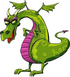 Pics For > Cartoon Dragons Flying