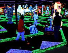 Monster Mini Golf (San Antonio, Texas) ~ Weekly Texas Jump | Nerd News for Austin, San Antonio, San Marcos and New Braunfels